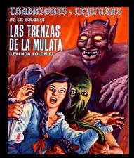 TRADICIONES Y LEYENDAS DE LA COLONIA , comics CBR