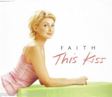 FAITH HILL - This Kiss (UK 3 Track CD Single)