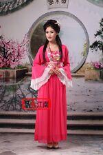 2018 New Chinese Ancient Fairy Princess Dramaturgic Show Costume Robe Dress