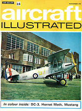 AIRCRAFT ILLUSTRATED NOV 70: 27th FARNBOROUGH SHOW/ METEORS & WORLD SPEED RECORD