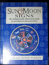 SUN & MOON SIGNS  JULIE & DEREK PARKER ASTROLOGY hc