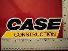 Case Construction sticker decal truck window sticker decal IH NRA IMCA NHRA