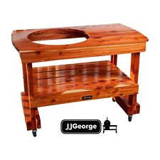 Big Green Egg Table with Cover (Free Shipping!)