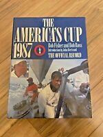 Classic Record of The America's Cup 1987 Yacht Race Hardback The Official Record