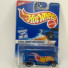 VW Bus 1996 First Editions - Hot Wheels