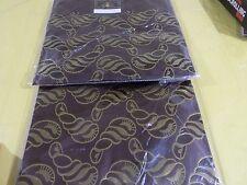 African Gele Head Tie, 2 packs