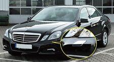 US Seller Headlight Washer Caps x2 for Mercedes E Class W212 Pre LCI CHROME