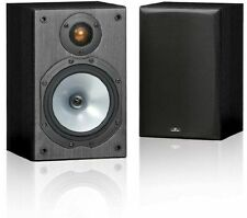 Monitor Audio Home Speakers and Subwoofers Black Banana Jack