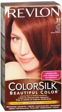 Revlon ColorSilk Hair Color 31 Dark Auburn 1 Each