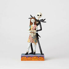 Jim Shore Disney Nightmare Before Christmas Jack & Sally New 2017 4057953