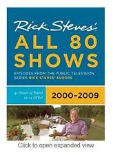 Rick Steves Europe Boxed Set 2000-2009 DVD 13 Disc Set Travel New