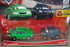 CARS - DAN SCLARKENBERG & KIM CARLLINS - Mattel Disney Pixar