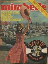 Mirabelle Magazine 10 May 1975    The Bay City Rollers    Donny Osmond