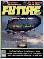 FUTURE #15, Sci-Fi Magazine, Star Trek, VF/NM , Meteor, 1978, Airship, Space