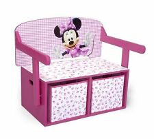 Children's Mickey Mouse Toy Boxes and Chests