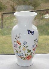 Aynsley Fine Bone China Cottage Garden Pattern Vase 16cm