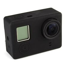 Silicone Gel Protective Case for GoPro Hero 3+ / 3 (0491B)