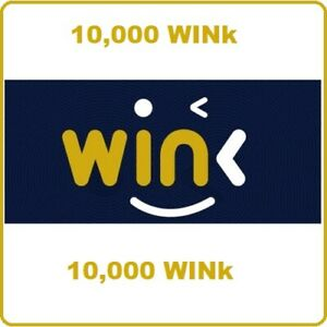 10,000 WINk (WIN) CRYPTO MINING-CONTRACT - 10,000 WIN - Crypto Currency