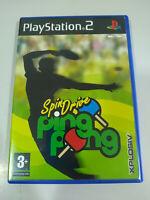 SpinDrive Ping Pong Xplosiv - Playstation 2 Juego para Ps2 - 3T