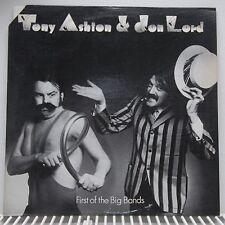 Tony Ashton & Jon Lord first of the Big Bands OIS NM # K