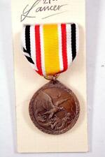 1901 Cina Medaglia Tedesca Empire Militare Civile IN Bronzo Boxer Rebellion