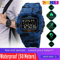 SKMEI Men's Smart Watches Sports Watches Shock Analog Quartz Digital Wrist Watch