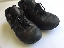 Merrell shoes 11 men Brown hiking Chameleon Trek Expresso Continuum Gore-Tex