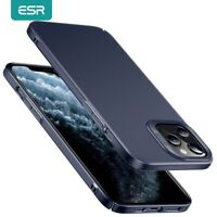 ESR Case for iPhone 12 Mini Pro Max, Smooth PC Cover Thin Matte Liquid Shield