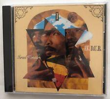 Israel Vibration I.V.D.U.B. CD Ras Records Roots Reggae Brand New Sealed Rare!