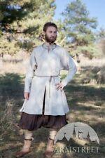Men's Viking Undertunic , Size S, white color