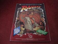 RAIDERS OF THE LOST ARK INDIANA JONES TSR RPG