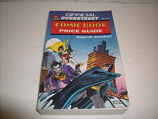Overstreet Comic Book Price Guide 1989-90 No.19 Batman Cover