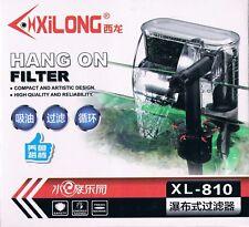 Filtre à cascade sac à dos aquarium faible consommation 180L/H pompe 2W