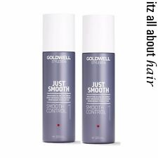 GOLDWELL StyleSign Smooth Control 1 Just Smooth Blow Dry Spray 200ml x 2