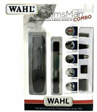 Wahl GroomsMan Combo Cordless Hair Cutter Clipper Trimmer Shaver Razor Detailer
