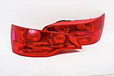 AUDI Q7 2007-2009 Tail Lights Rear Lamps LEFT+RIGHT PAIR OEM