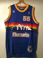 Maglia canotta NBA basket Dikembe Mutombo Jersey Denver Nuggets new S,M,L,XL,XXL
