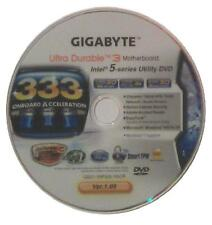 original ASRock Treiber CD DVD G41MH/USB3 driver *15 Windows 7 Vista Win XP VG