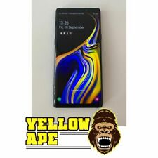 Samsung Galaxy Note 9 128GB Ocean Blue Vodafone Network Grade C