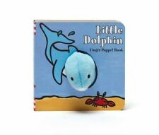 Little Dolphin: Finger Puppet Book: (Finger Puppet Book for Toddlers and Babies