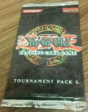 Yu-Gi-Oh! Game Promo Tournament Pack 6 Six Booster TP6 Ultra Rare Out Of Print