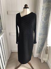 Mint Velvet Black Dress Uk18