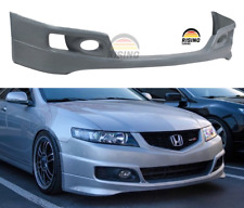 Front lip Modulo Style for Honda Accord 7 Acura TSX CL7 06-08 Body Kit Splitter