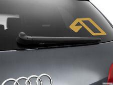 Anjunabeats Anjunadeep Car Sticker Window Decal, Gold