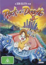Rock-a-Doodle DVD NEW