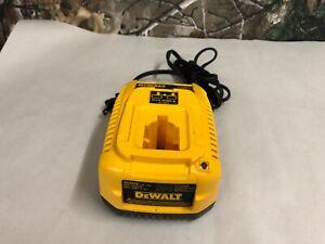 DeWalt 7.2V - 18V Fast Battery Charger (NiCd/NiMH/Li-Ion), Model DC9310
