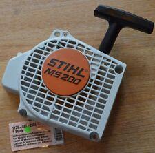 Genuine Stihl MS200 Pull Start rinculo riavvolgimento Completo Alloggiamento Ventilatore 1129 080 2105