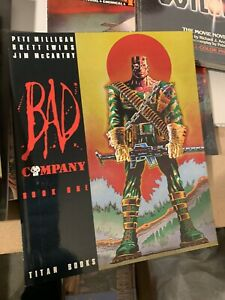 Bad Company: Bk. 1 (Best of 2000 A.D.) by McCarthy, Jim Paperback Book The Fast