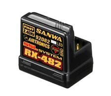 SANWA RX-482 Telemetry/SSL Receiver - SA107A41257A