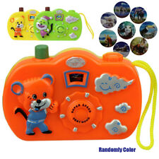 Light Projection Camera Muilti Animal Pattern Take Photo toys Baby Study Gift